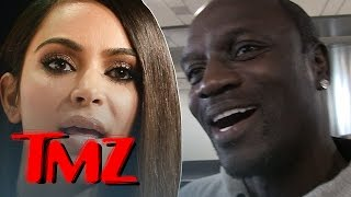 Download Akon's Keeping an Eye Out for 'Kardashian Kurse' | TMZ TV Video