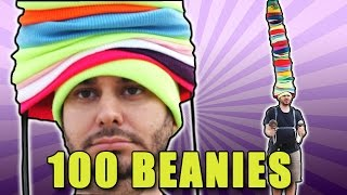 Download 100 LAYERS OF BEANIES Video