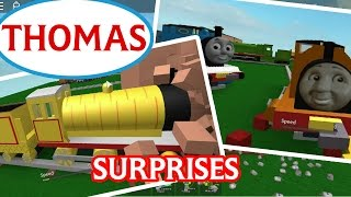Download Thomas and Friends Roblox Accidents : Surprises Video