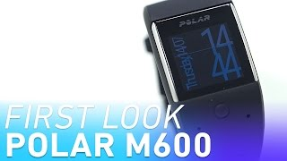 Download Polar M600 smartwatch first look Video