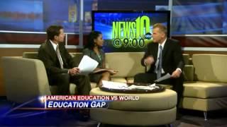 Download U.S. Education vs.China & India - ABC 10 TV Sacramento, CA Video
