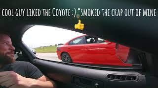 Download COYOTE 5.0 vs THE WORLD Video