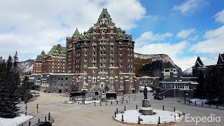 Download Fairmont Banff Springs Vacation Travel Guide | Expedia Video