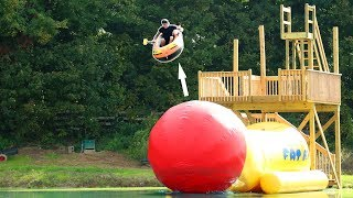 Download BACKYARD RAFTING FAILS!! Video