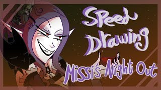 Download Speed Drawing: Missi's Night Out Video