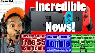 Download INCREDIBLE NINTENDO SWITCH NEWS! Video