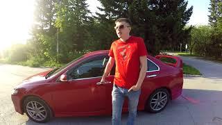 Download Хонда Аккорд VII тест-драйв. ″Огненный баян″ CL9 в рестайлинге Video