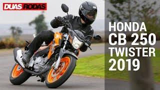 Download HONDA CB 250 TWISTER 2019 Video