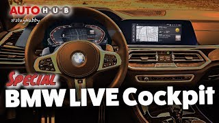 Download BMW Live-Cockpit Professional - BMW X5 2019 Video