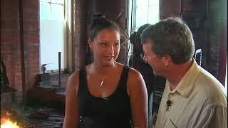 Download Illinois Stories | Female Blacksmith | WSEC TV:PBS Newman Video