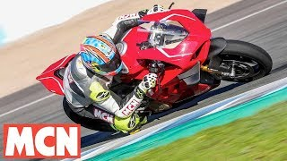 Download Ducati Panigale V4 R | First Rides | Motorcyclenews Video