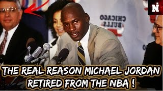 Download The Real Reason Michael Jordan Retired From The NBA! Video