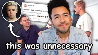 Download The Problem With Jake Paul Confronting Cody Ko Video