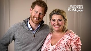 Download Prince Harry reveals struggle after mother's death Video