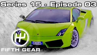 Download Fifth Gear: Series 15 Episode 3 Video