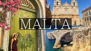 Download 3 Days in MALTA - Valletta, Mdina, Stunning Blue Grotto, 3 Cities Video