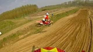 Download Ottobiano Internazionale | 2017 Honda CRF 450R | GoPro On Board HD Video