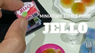 Download Mini Jello How to make Cathedral Window (Mini food) (Miniature Cooking) (ASMR) (DIY) (Kids' toys) Video