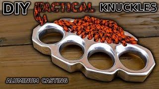 Download DIY Knuckles! Aluminum Casting Video