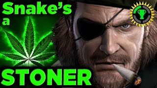 Download Game Theory: Snake is a STONER (Metal Gear Solid V: The Phantom Pain) Video
