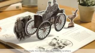 Download Hyundai Motors Company PR Movie - ″history of car″ Video