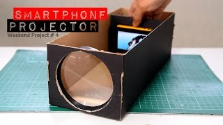 Download Build A Smartphone Projector With A Shoebox Video