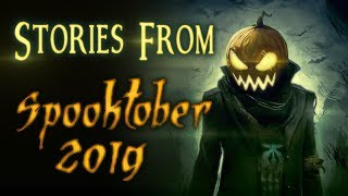 Download 7 Stories from SPOOKTOBER 2019 That Will Give You Nightmares | feat. Dr Creepen & Olivia Steele Video