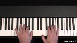 Download Prélude #1 ***** (BACH) cover piano facile / Easy piano solo tutorial ! Video
