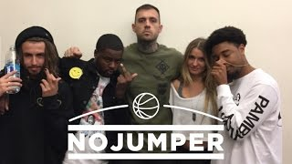 Download NO JUMPER HOST CHAT #3: Lil House Phone Found Banksy + More Video