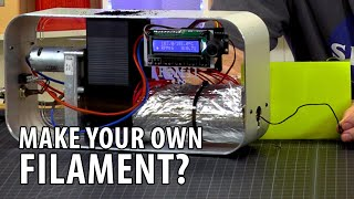 Download Make Your Own Filament At Home? My Review of the FelFil Evo Filament Extruder Video