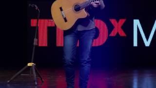 Download La música es el primer idioma | Kevin Johansen | TEDxMontevideo Video