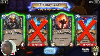 Download Trying to climb the Hearthstone ladder. Video