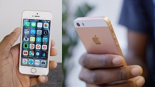Download iPhone SE Review! Video