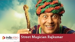Download Indian Magic Rope Trick - Street Magician Rajkumar | India Video Video