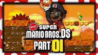 Download NEWER Super Mario Bros. DS w/ @PKSparkxx! - Part 1 | ″MOM, ARE YOU PROUD OF ME!?″ (World 1) Video