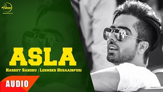 Download Asla (Full Audio Song) | Harrdy Sandhu & Lehmber Husaainpuri | Punjabi Audio Song | Speed Records Video