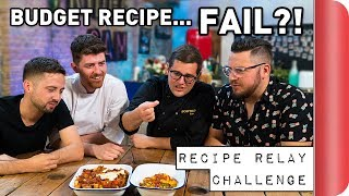 Download ″Budget Recipe″ Relay Challenge | Pass It On Ep.5 Video