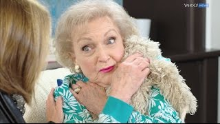 Download Exclusive: Betty White on her 95th birthday Video