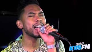 Download 102.7 KIIS-FM: Miguel ″Adorn″ LIVE Acoustic Video