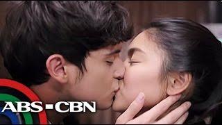 Download 'First real kiss' nina Leah at Clark, nagtala ng 2 milyong tweets Video