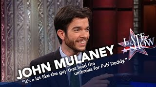 Download John Mulaney Bonds With Stephen Over Their Time As Altar Boys Video