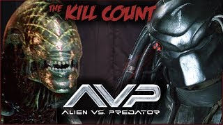 Download Alien vs. Predator (2004) KILL COUNT Video