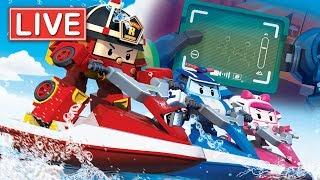 Download LIVE 🔴 Robocar Poli Season 3,4 | Kids animation Video