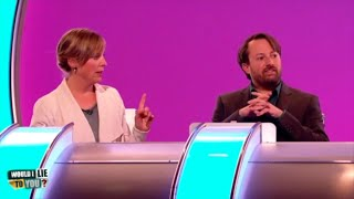 Download Which WILTY panel member did Mel Giedroyc have a snog with? - Would I Lie to You? Video