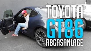 Download JP Performance - Toyota GT 86 | Abgasanlage Video