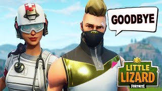 Download DRIFT IS LEAVING THE ISLAND WITH HIS NEW LOVE!!! - Fortnite Short Film Video