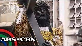 Download TV Patrol: 35,000 nakilahok sa taunang prusisyon ng mga replika ng Nazareno Video