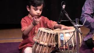 Download Tabla by 4 years old Ali Video