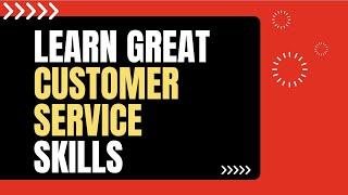 Download Excellent Customer Service Skills Video