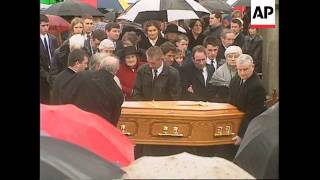 Download NORTHERN IRELAND: FUNERALS OF 2 MEN KILLED IN POYNTZPASS BAR Video